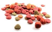 Hundefutter mit viel Getreide