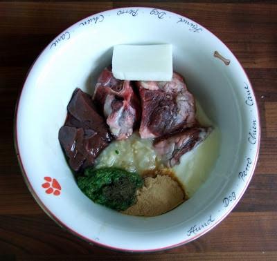 BARF-Rezept-Rindfleisch